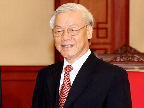 19 Uỷ viên Bộ Chính trị ứng cử đại biểu Quốc hội tại 19 tỉnh thành