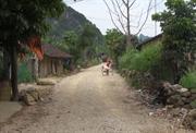 Quảng Uyên: Xã Hoàng Hải - Nhiều tiêu chí xây dựng nông thôn mới khó thực hiện
