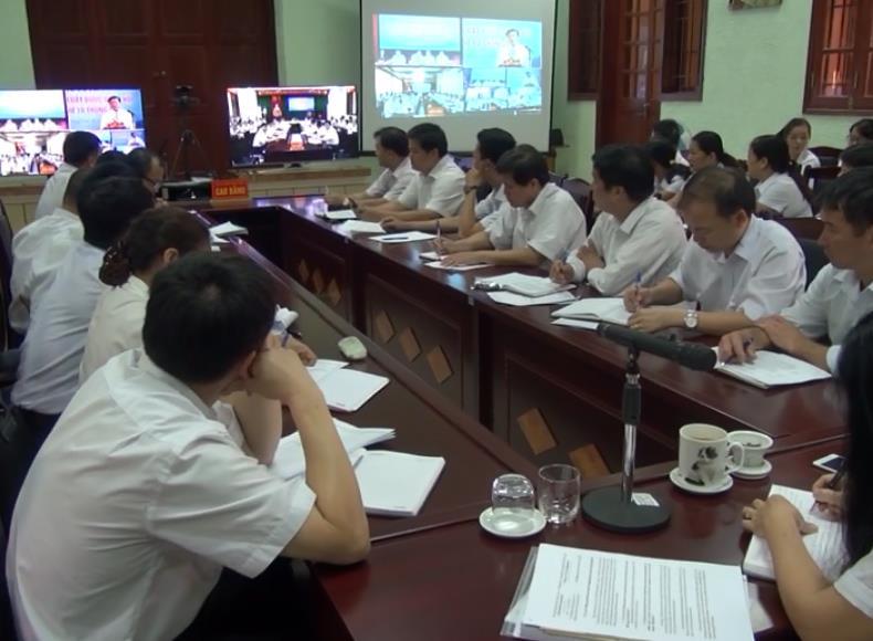 Tập huấn các bộ luật, luật được Quốc hội khoá XIII, kỳ họp thứ 10 thông qua