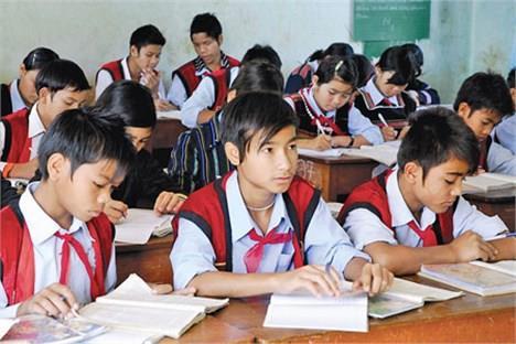 Sửa đổi học bổng chính sách đối với học sinh, sinh viên