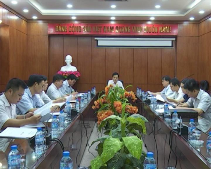 Ban bầu cử đại biểu Quốc hội khóa XIV, đơn vị số 2 tỉnh Cao Bằng tổ chức phiên họp công bố kết quả bầu cử
