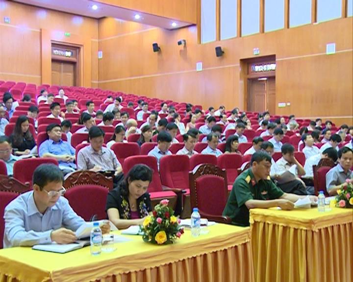 Tỉnh ủy: Quán triệt thực hiện Quy chế quản lý thống nhất các hoạt động đối ngoại trên địa bàn tỉnh Cao Bằng