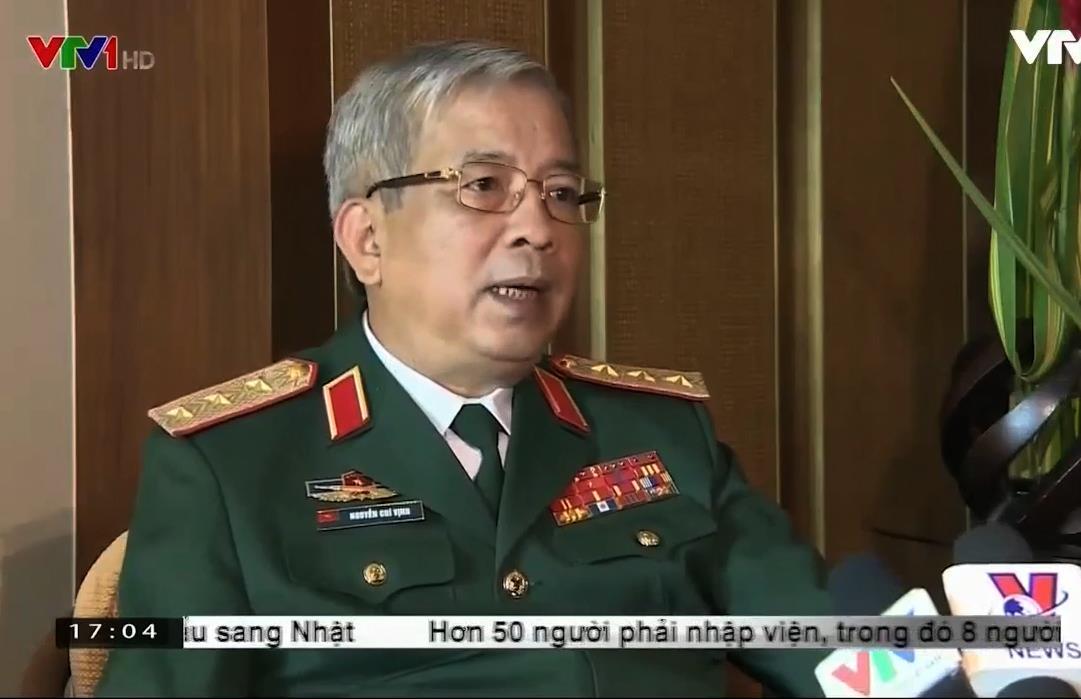 Thượng tướng Nguyễn Chí Vịnh: Hợp tác phải có đấu tranh, nhưng đấu tranh phải coi trọng hợp tác