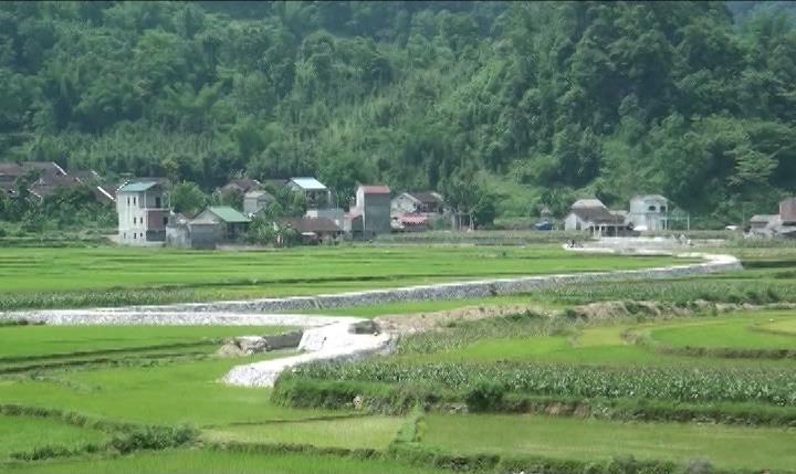 Trùng Khánh: Phong Châu phấn đấu về đích xây dựng nông thôn mới trong năm 2016