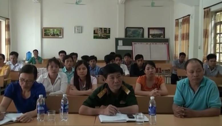 Bảo Lâm: Bồi dưỡng lý luận chính trị cho hơn 600 học viên