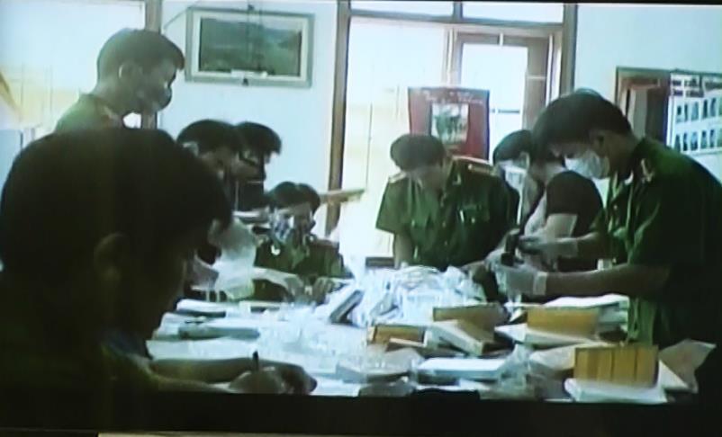 Công an Nguyên Bình: Tuyên truyền tác hại và phòng chống ma túy cho 64 người