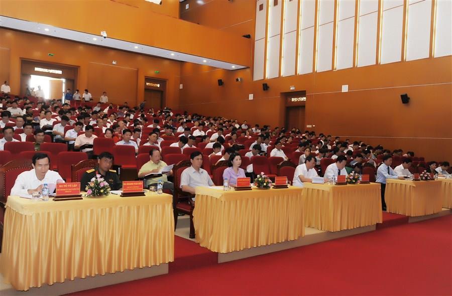 Hội nghị học tập, quán triệt, triển khai Nghị quyết Đại hội XII của Đảng