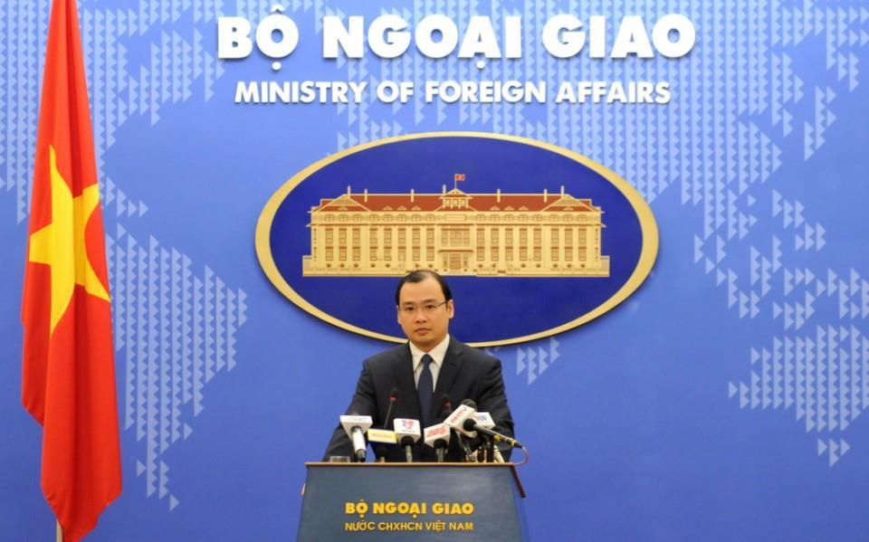 Việt Nam muốn Tòa Trọng tài đưa ra phán quyết công bằng, khách quan