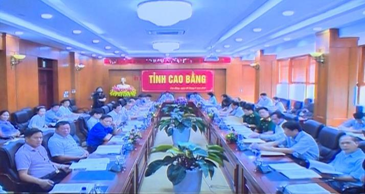 Chính phủ: Tổ chức hội nghị trực tuyến đánh giá về tình hình kinh tế xã hội 6 tháng đầu năm