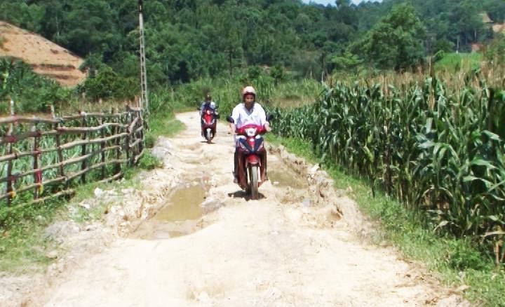 Phục Hòa: Lương Thiện khó khăn trong xây dựng nông thôn mới