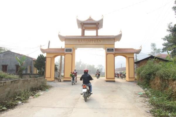 Hòa An: Nam Tuấn cần gần 40 tỷ đồng để hoàn thiện nốt 5 tiêu chí NTM