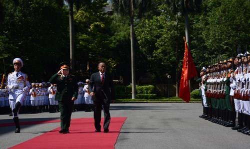 Việt Nam-Indonesia: Tăng cường hợp tác hải quân, công nghiệp quốc phòng