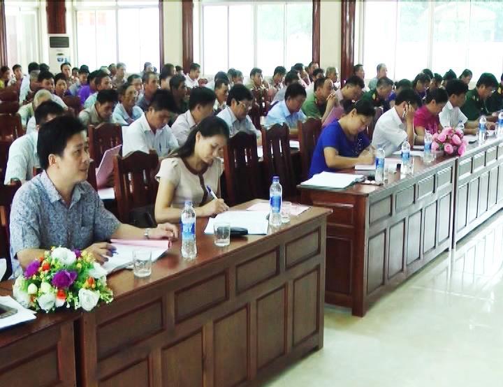 Bảo Lạc:  Sơ kết 5 năm thực hiện Chỉ thị số 09 của Tỉnh ủy