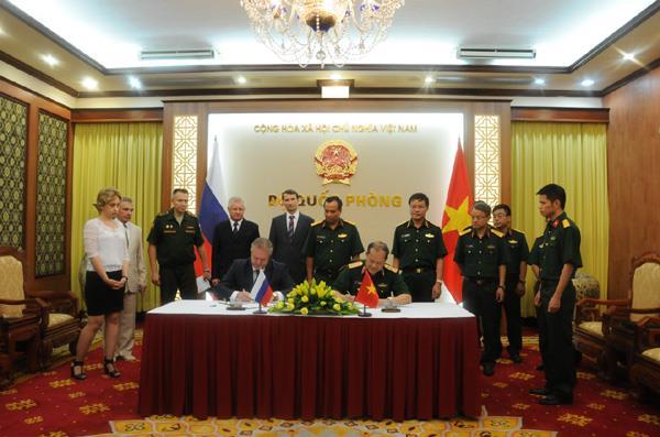 Việt–Nga hợp tác nghiên cứu khoa học, kỹ thuật quân sự