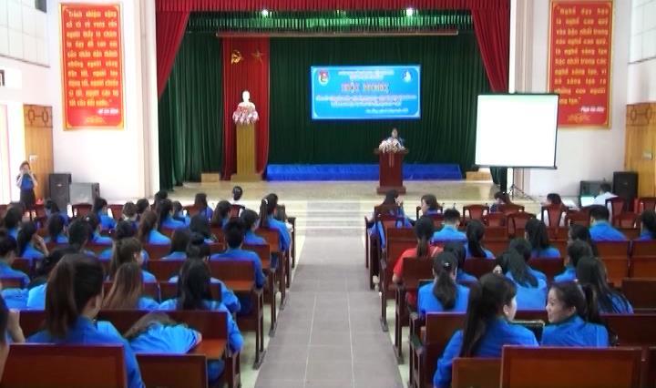 Trường Cao đẳng Sư phạm Cao Bằng: Hội nghị tổng kết công tác Đoàn – Hội và hoạt động hè 2016, triển khai nhiệm vụ năm học 2016 – 2017