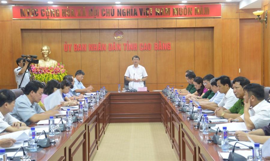 Triển khai phong trào TDTGBVCQLT ANBGQG gắn với phát triển kinh tế - xã hội