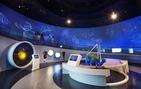 Bảo tàng Công nghệ vũ trụ Việt Nam mở cửa vào năm 2017