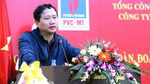 Truy nã đối tượng Trịnh Xuân Thanh