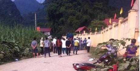 Khẩn trương điều tra vụ án mạng nghiêm trọng tại huyện Phục Hòa