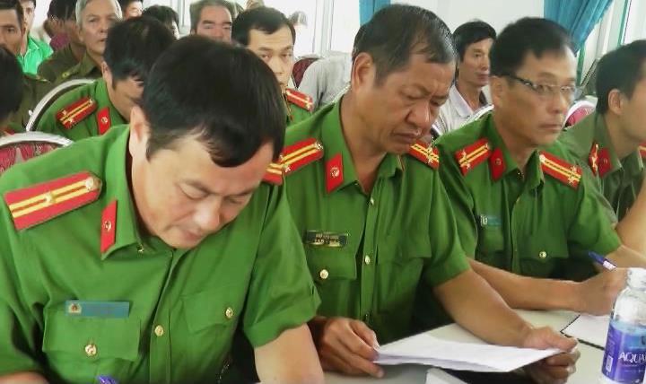 Trùng Khánh: Phát động phong trào TDBVANTQ tại xã Đức Hồng