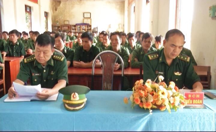 Bộ Chỉ huy BĐBP tỉnh: Bế mạc khóa huấn luyện Quân nhân dự bị năm 2016