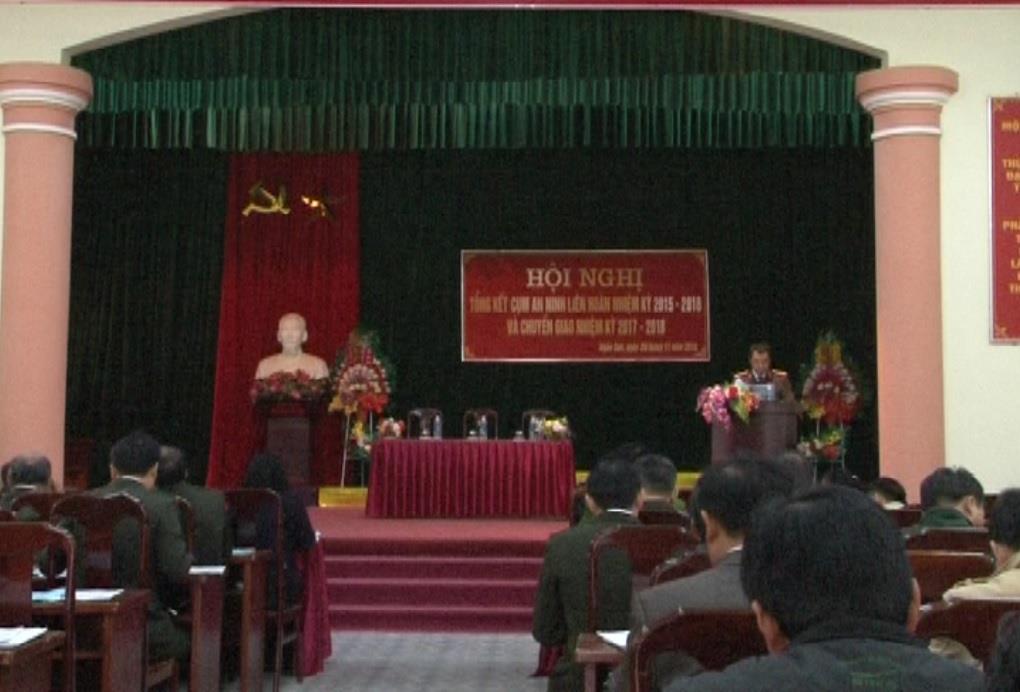 Tăng cường các biện pháp giữ gìn an ninh trật tự vùng giáp ranh Cao Bằng - Bắc Kạn