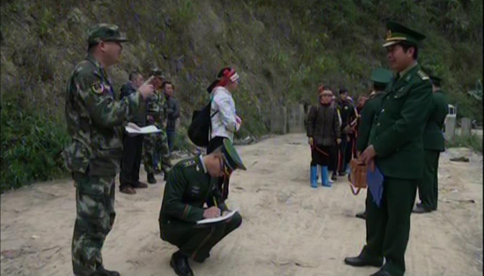 Bảo Lâm: Tiếp nhận 22 công dân Việt Nam vượt biên trái phép sang Trung Quốc làm thuê