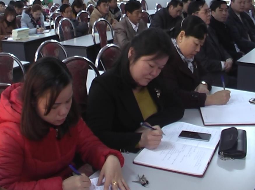 Bảo Lạc: Bồi dưỡng kỹ năng hoạt động cho 413 đại biểu HĐND cấp xã