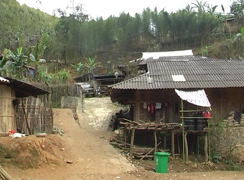 Khó khăn trong xây dựng nông thôn mới ở huyện nghèo Bảo Lạc