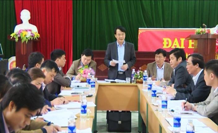 Phó Chủ tịch UBND tỉnh Nguyễn Trung Thảo kiểm tra công tác xây dựng nông thôn mới tại huyện Hà Quảng