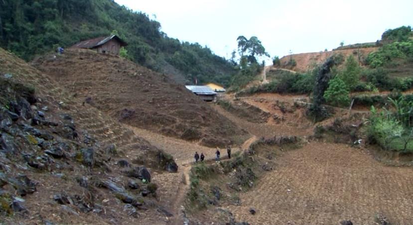 Gian nan xây dựng nông thôn mới tại Yên Lạc