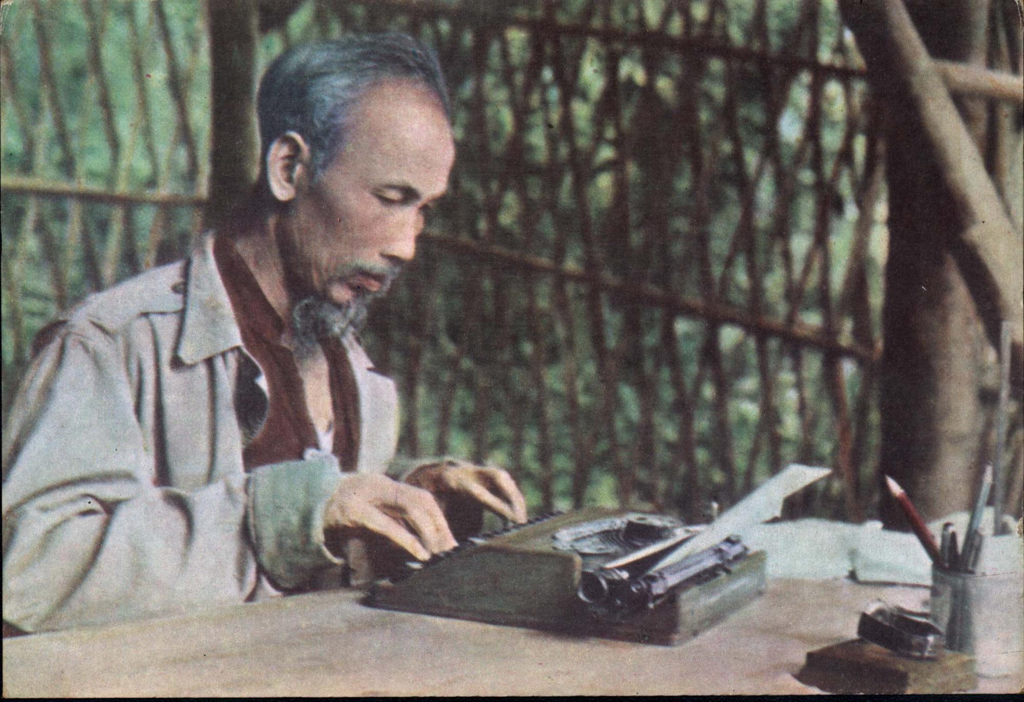 Bác Hồ và lựa chọn Việt Bắc làm căn cứ địa kháng Pháp