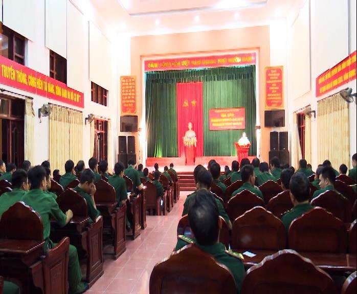 """Tọa đàm Đẩy mạnh học tập và làm theo tư tưởng, đạo đức, phong cách Hồ Chí Minh xứng danh """"Bộ đội Cụ Hồ"""" trong tình hình mới"""