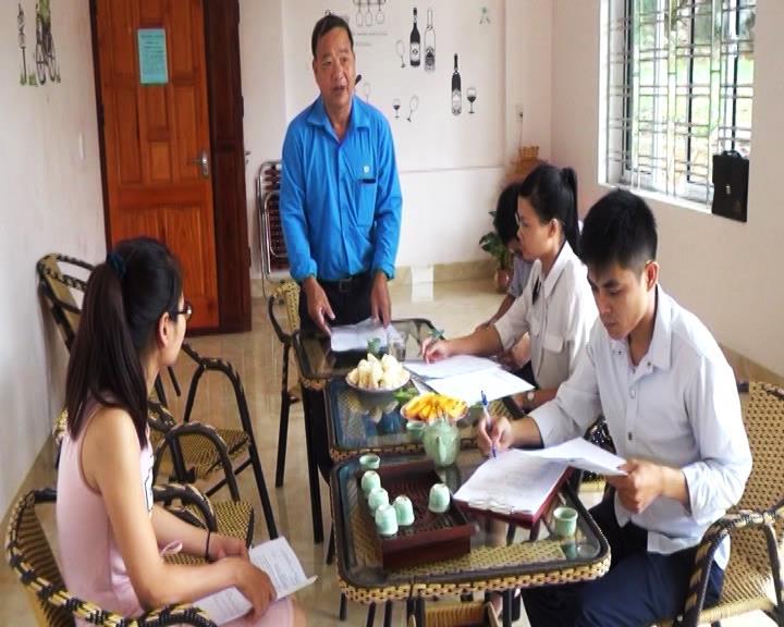 Hà Quảng: Kiểm tra thực hiện Luật Bảo hiểm xã hội, Luật Bảo hiểm y tế, Luật Lao động