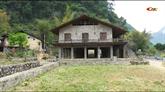 Nhà sàn đá Khuổi Ky xã Đàm Thủy, huyện Trùng Khánh, tỉnh Cao Bằng