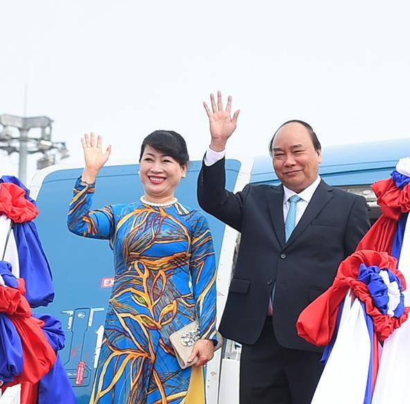 Thủ tướng lên đường thăm CHLB Đức, dự Hội nghị G20