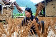 Làng nghề truyền thống dân tộc Nùng khu vực huyện Quảng Uyên, Cao Bằng