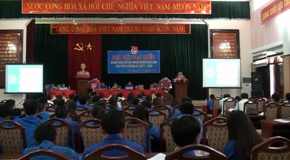 Đại hội Đoàn TNCS Hồ Chí Minh huyện Bảo Lâm lần thứ IV
