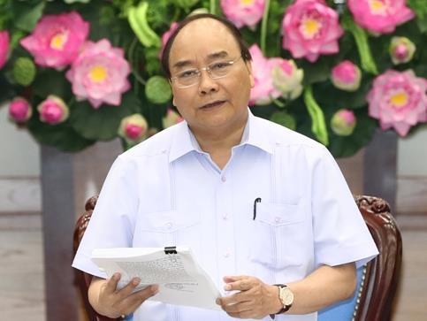 Thủ tướng chủ trì cuộc họp Thường trực Chính phủ