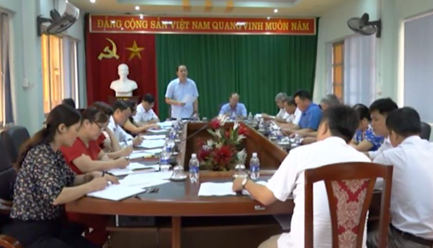 Hòa An: Tập trung chỉ đạo thực hiện Chương trình Mục tiêu quốc gia xây dựng nông thôn mới