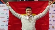 SEA Games 29: VĐV đấu kiếm Việt Nam giành HCV