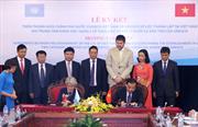 Thành lập 2 Trung tâm Toán học và Vật lý được UNESCO công nhận, bảo trợ