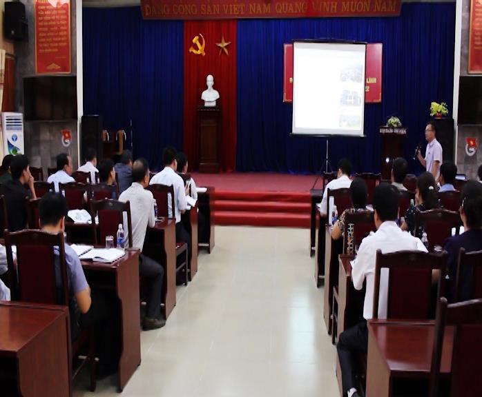 Huyện Trà Lĩnh: Lấy ý kiến đối với Chương trình Phát triển đô thị đến năm 2020