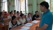Thông Nông: Mở 9 lớp tập huấn xây dựng nông thôn mới cho gần 400 người