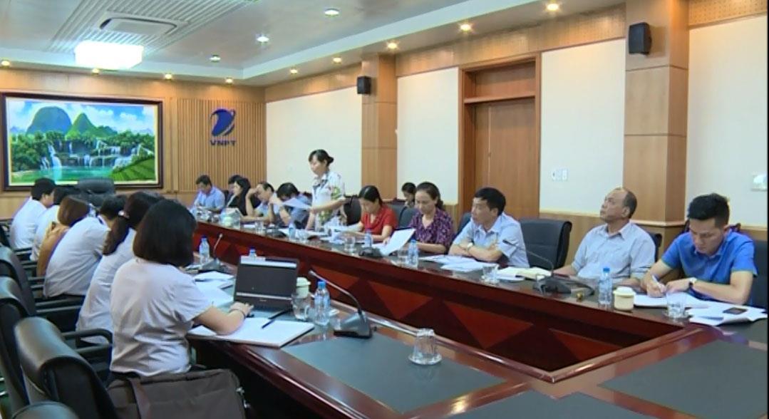 HĐND tỉnh: Giám sát công tác quản lý nhà nước đối với lĩnh vực hoạt động thông tin, truyền thông tại Viễn thông Cao Bằng