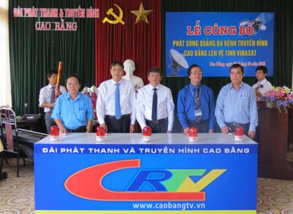 Đài Phát thanh - Truyền hình Cao Bằng đồng hành cùng sự phát triển của tỉnh