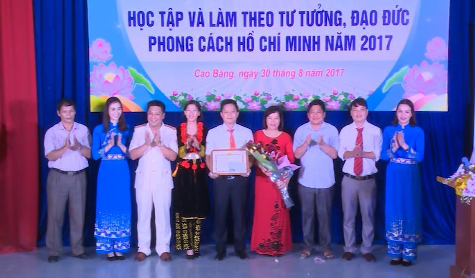 Sở LĐ-TB&XH: Hội thi học tập và làm theo tư tưởng, đạo đức, phong cách Hồ Chí Minh năm 2017