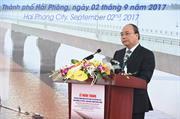 Đưa vào sử dụng cầu vượt biển dài nhất Đông Nam Á