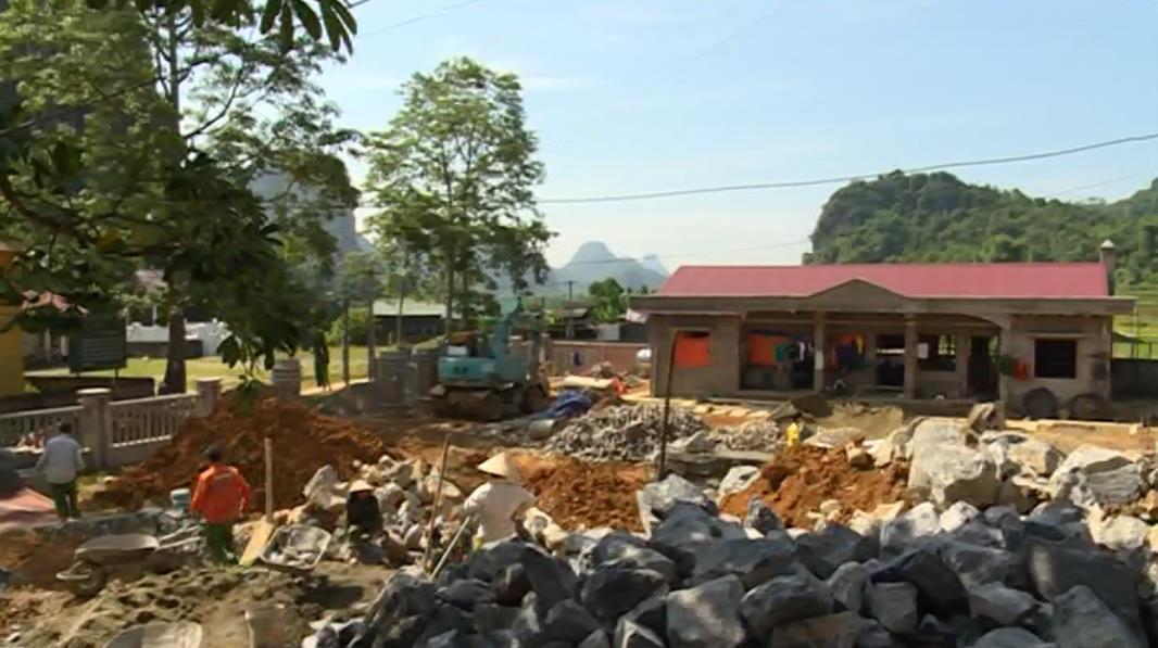 Đào Ngạn tập trung nguồn lực xây dựng nông thôn mới