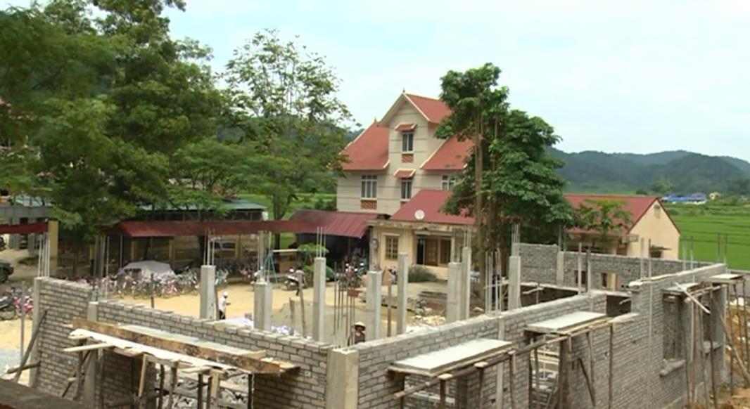 Tổng Công ty Thuốc lá Việt Nam chung tay hỗ trợ các xã vùng nguyên liệu xây dựng nông thôn mới